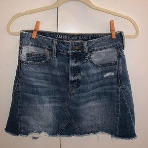 American Eagle Outfitters DENIM SKIRT